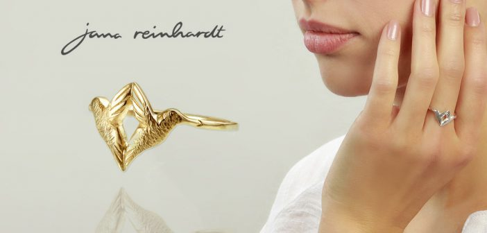 FREE Twin Hummingbird Ring at Jana Reinhardt